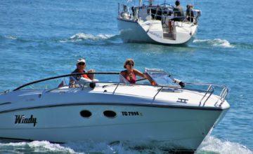 Apto para conduzir embarcações nos limites da navegação interior, exceto moto aquática.